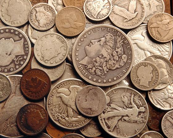 antique-coin-collection