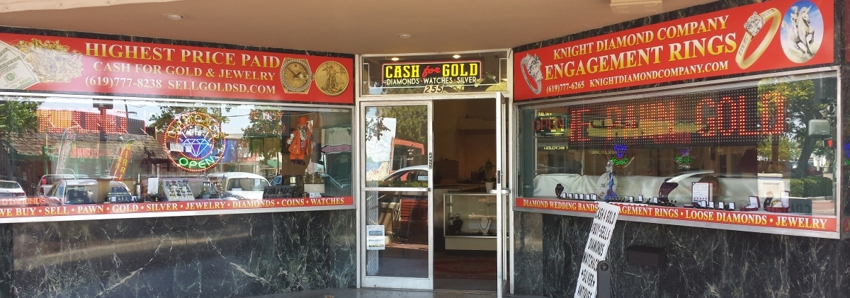 Knight Diamond Store Chula Vista CA 91910 San Diego Diamond Dealer 3